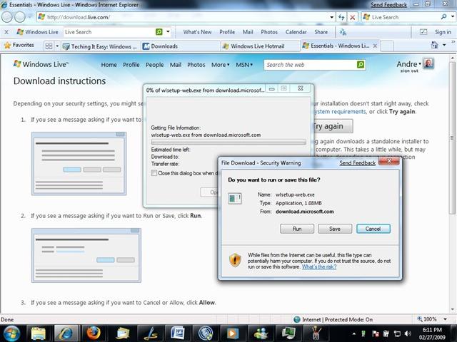 windows live essentials offline installer download