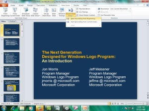 Office 2010 works great on the new windows 7 operating system