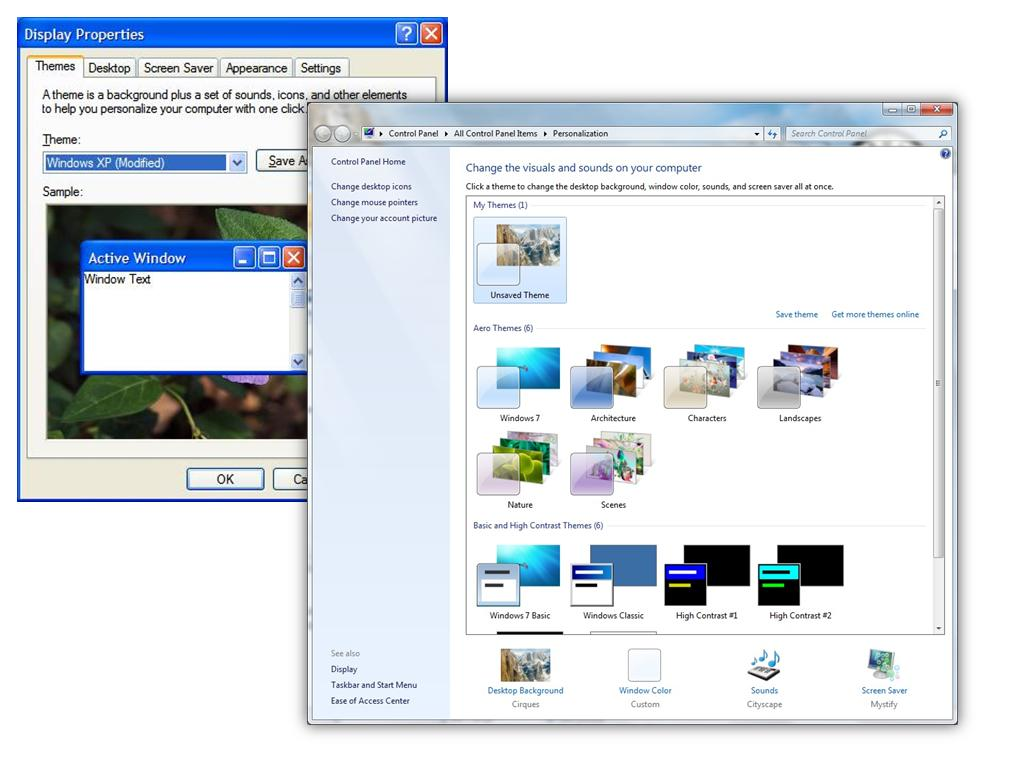 For the 'former' Windows XP User – Welcome to Windows 7! | Teching