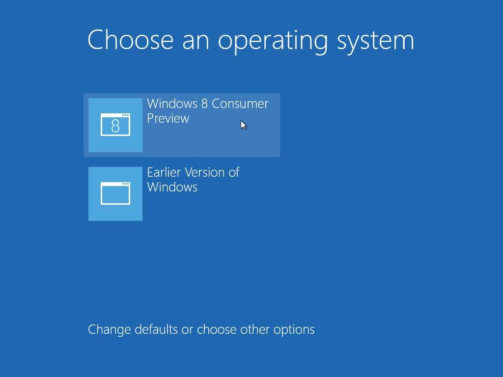 How to dual boot windows xp and windows 8 teching it for Microsoft windows windows