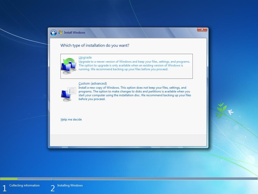 Downgrading from Windows 7 Ultimate to Windows 7 Professional ...