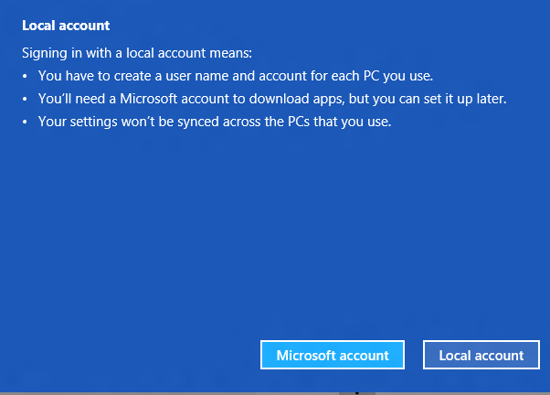 How to delete hook up account