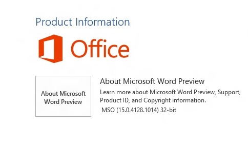 ms word activation key 2013