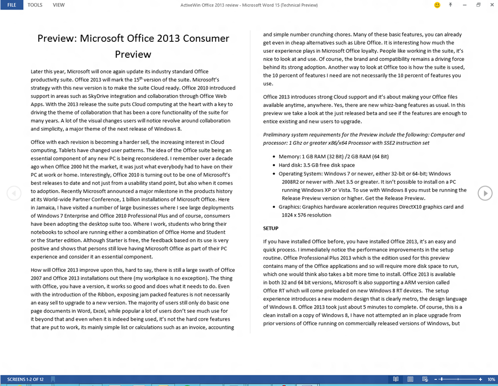 microsoft office 2013 features pdf