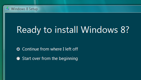 how to upgrade from windows vista to windows 8 teching it easy