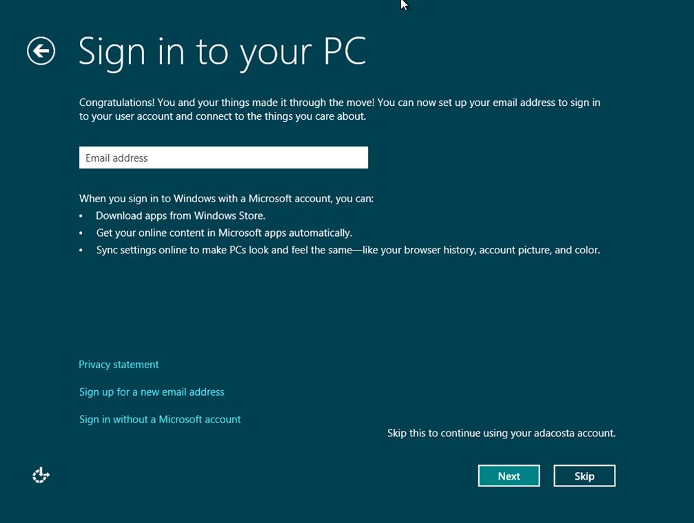 upgrade windows vista home premium to windows 8.1
