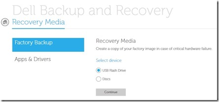 Recovery dell 6