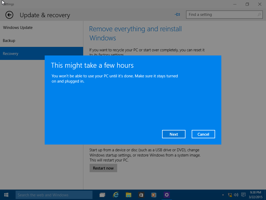 How to roll back windows 7 15